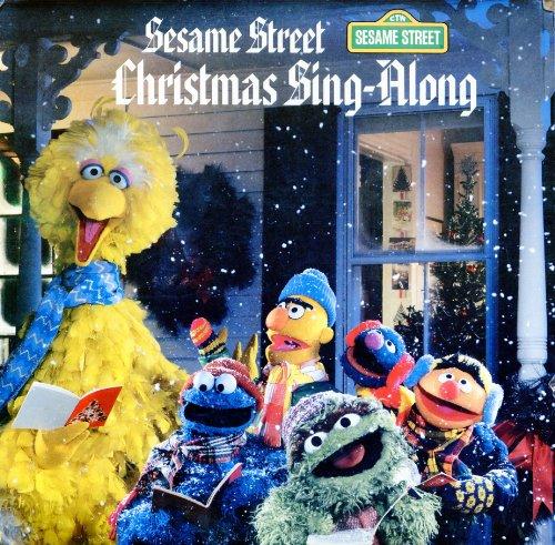 Sesame Street: Christmas Sing-Along [Vinyl LP] [Stereo] (Cookie Rudolph)