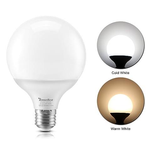 12W E27 LED Bombilla LED de ahorro de energía 1000LM 3000K Ángulo de haz de 270