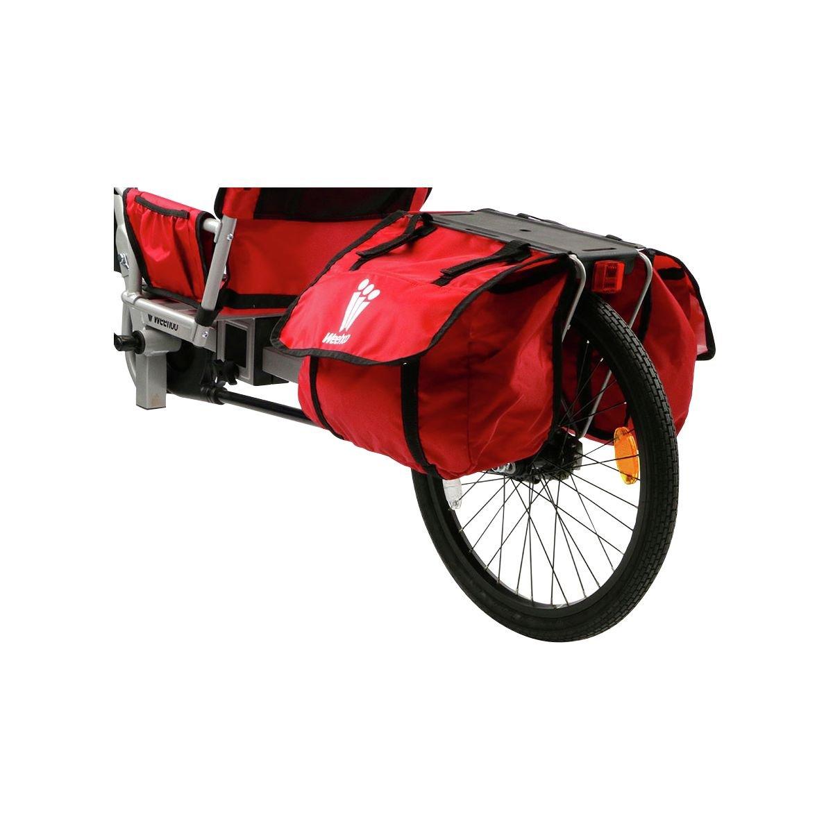 Weehoo Cargo Basket Kit Tag Along Child Bicycle Trailer