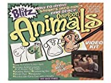 "Blitz Video Kits ""How To Draw Cartoon Animals"""