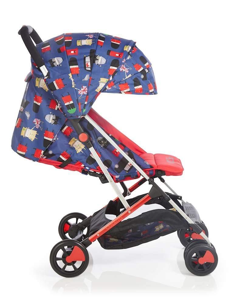 from Birth to 25 kg Cosatto Woosh Stroller Dragon Kingdom