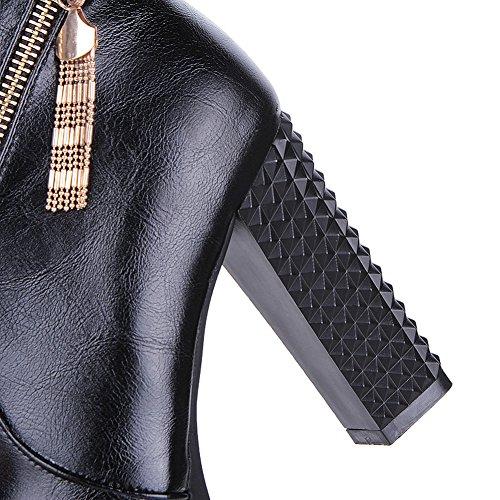 1TO9 1TO9Mns01981 - Zapatilla Alta Mujer negro