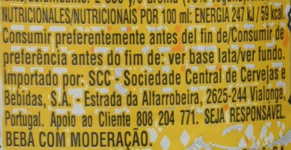 Desperados Cerveza - Caja de 24 Latas x 330 ml - Total: 7920 ml: Amazon.es: Amazon Pantry