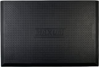 product image for WellnessMats Anti-Fatigue Maxum Kitchen Mat, 3 Feet by 2 Feet, Black