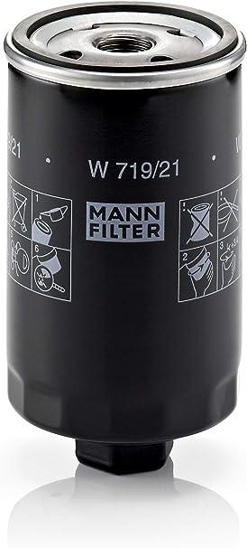Original Mann Filter Ölfilter W 719 21 Für Pkw Auto