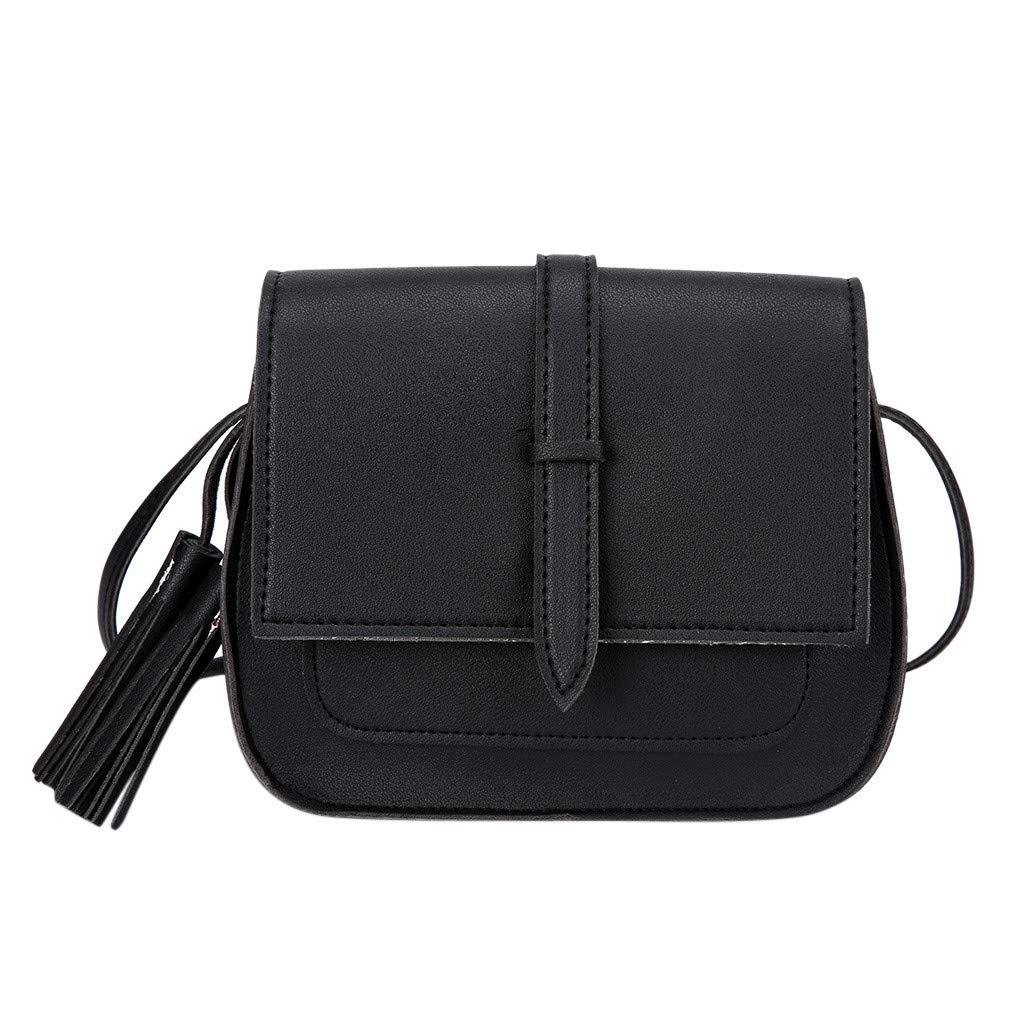 83830f14cf44 Amazon.com: Wulofs Summer 2019 New Women's Fashion Messenger Bag ...