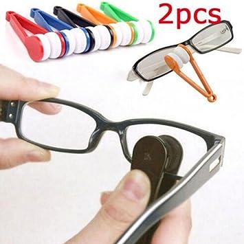 3397ea050f809a Hunpta Brosse de nettoyage de lunettes de soleil, aléatoire  Amazon ...