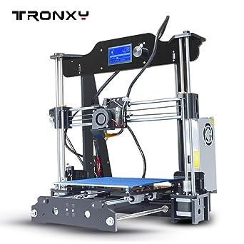 KinshopS X8 - Impresora acrílica 3D DIY de alta precisión, área de ...