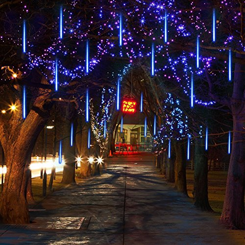 360 Blue Led Icicle Lights
