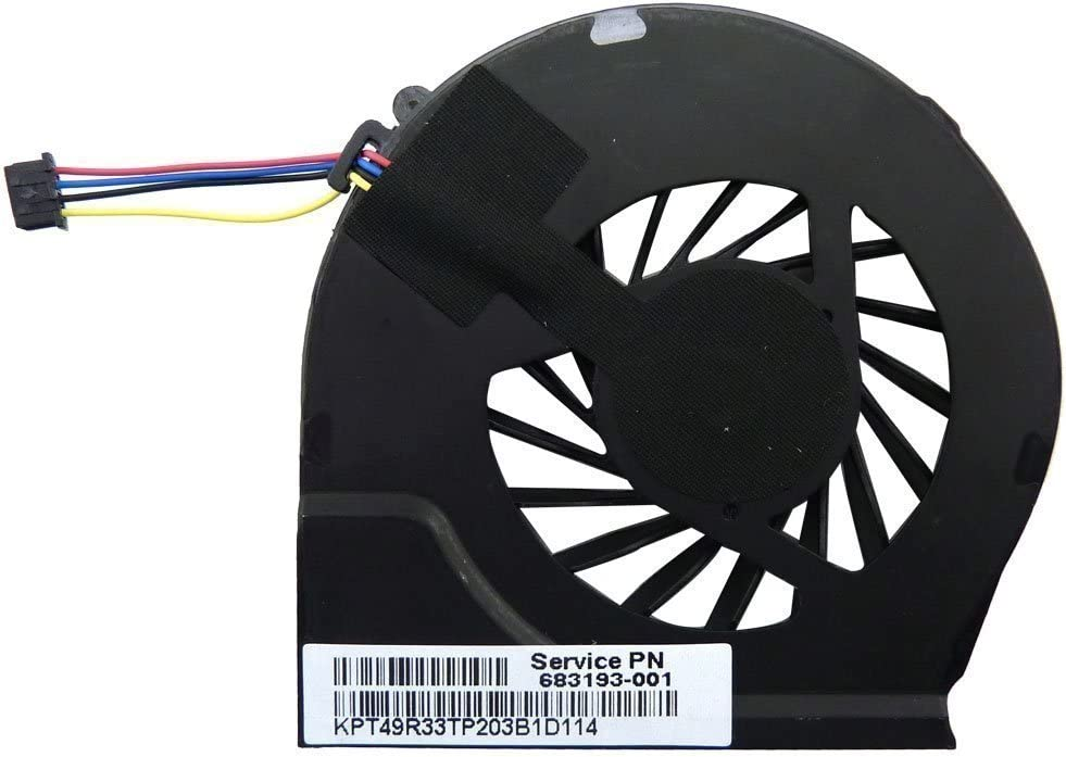 New CPU Cooling Fan For HP Pavilion g6-2111us g6-2112he g6-2116nr g6-2120nr g6-2122he g6-2123us g6-2129nr g6-2132nr g6-2164ca g6-2188sa g6-2208ca g6-2210us g6-2211nr g6-2213nr 4pin