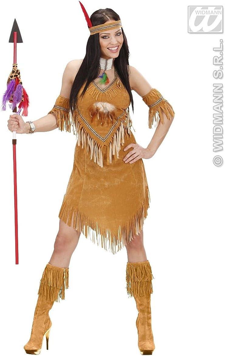 SUEDELOOK - Disfraz de vaquero para mujer
