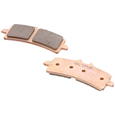 EBC Brakes FA447HH Disc Brake Pad Set: Automotive