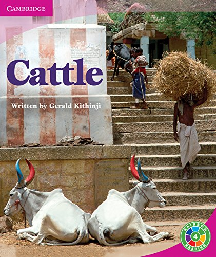 Read Online Rainbow Reading Level 4 - Life and Living: Cattle Box C: Cattle Cattle Level 4 (Rainbow Reading Life and Living) PDF