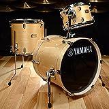 Yamaha Stage Custom Birch Bebop 12/14/18 3pc Kit Natural Wood