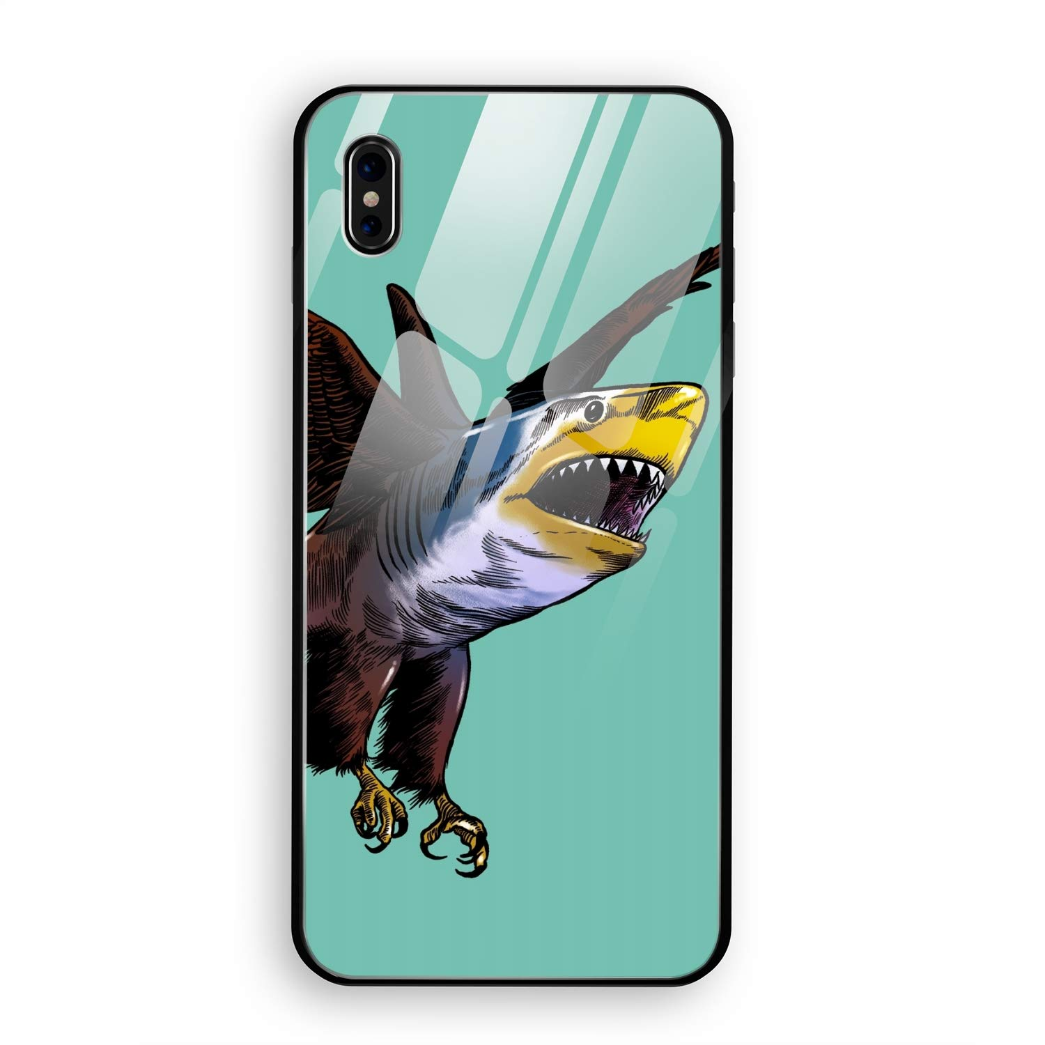 Amazon.com: Wolves and Indian Maidens Phone X Case with ...