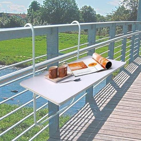 Balkontisch klappbar  Amazon.de: Balkontisch klappbar Klapptisch für Balkon