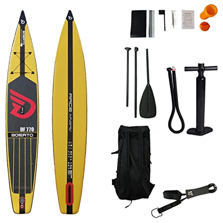Tabla Hinchable Paddle Surf El competir Ronda inflable SUP ...