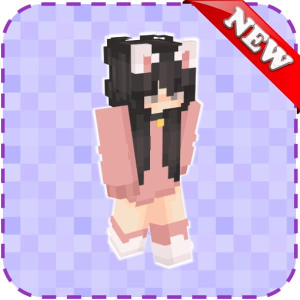 Amazon Com Cute Girls Skins For Minecraft Pe Appstore For Android