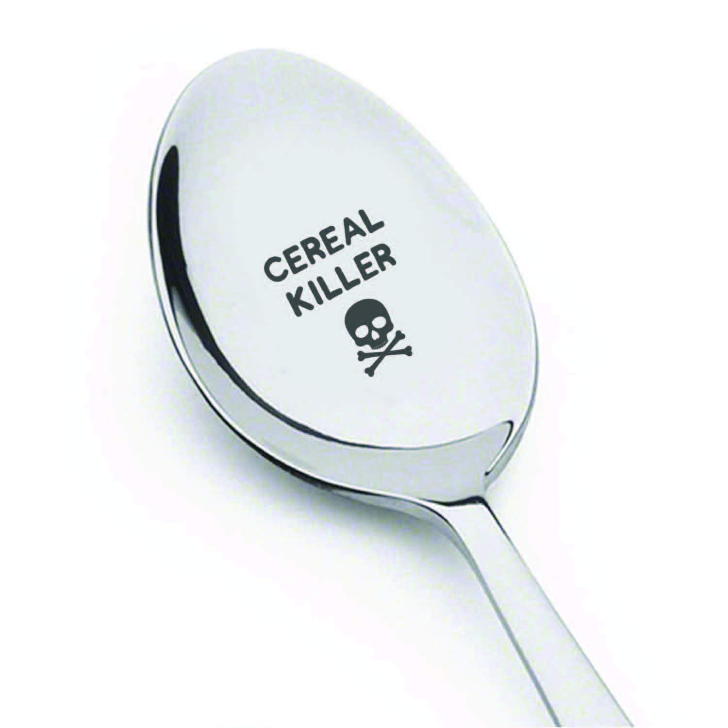 Boston Creative Company Cereal Killer Spoon by Boston Creative company