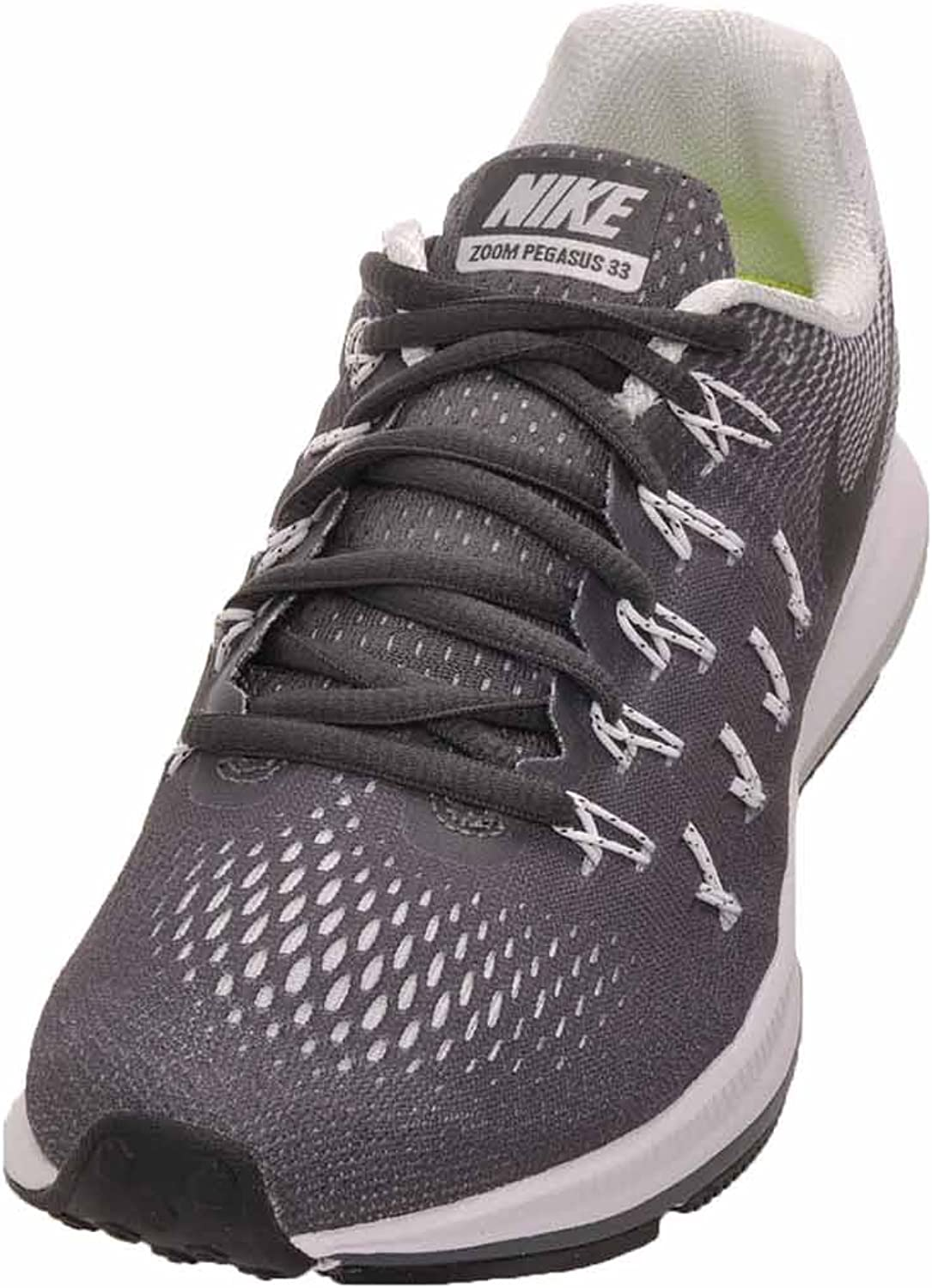 Nike Wmns Air Zoom Pegasus 33, Zapatillas de Running Unisex Adulto, Gris (Gris (Dark Grey/Black-White), 44 EU: Amazon.es: Zapatos y complementos