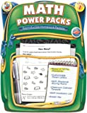 Math Power Packs, Grade 1, , 0768234913