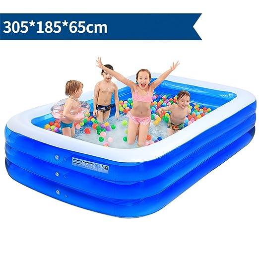 MIWENEspesar a los Niños Adultos de PVC ecológicos Bañarse y Nadar ...