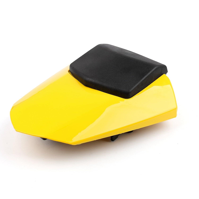 Capot Arri/ère Moto Housse de Selle Arri/ère Rear Cowl Cover Capot de Car/énage Arri/ère Housse de Moto pour Si/ège Arri/ère pour Yamaha YZF R6 2008-2016 Artudatech Capot De Selle