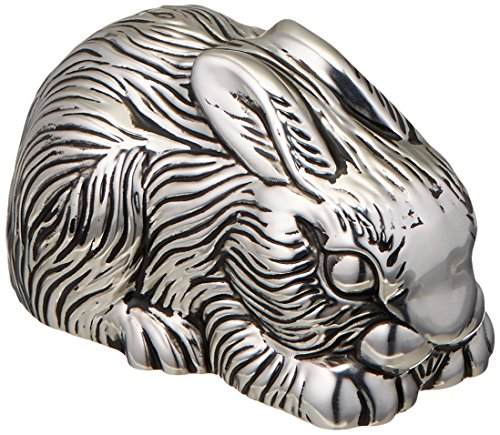 Reed & Barton 874 Music Box Bunny Silverplate Musical by Reed & Barton