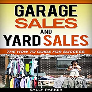 Garage Sales and Yard Sales Audiobook
