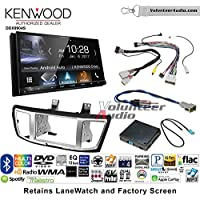 Volunteer Audio Kenwood DDX9904S Double Din Radio Install Kit with Apple CarPlay Android Auto Bluetooth Fits 2013-2017 Honda Accord
