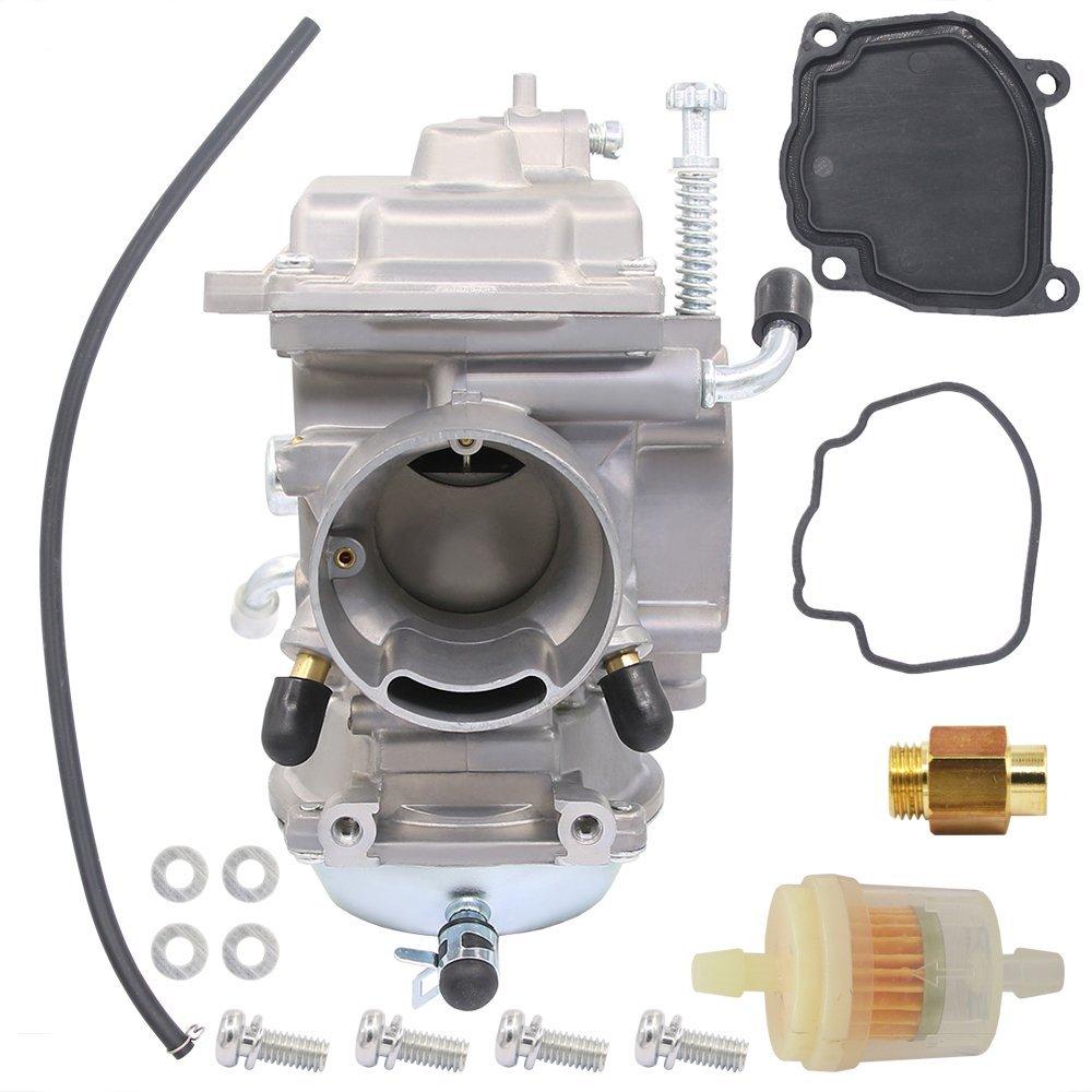 ATV Carburetor for Polaris Ranger 500 1999-2009 Sportsman 500 Carb ATV QUAD UTV Carb 2x4 4x4 6x6 Magnum 425 Big Boss Trail Blazer Carb 1614-11 3131441 3131209 3131519 HOOAI