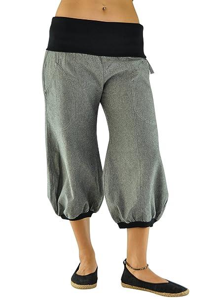 virblatt Pantalones de Yoga Talla única para Todos los ...