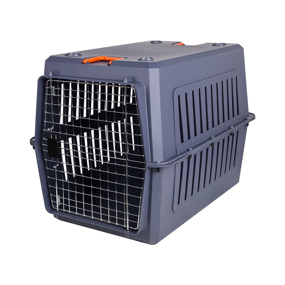 Livebest Portable Airline Approved Travel Pet Hard-Sided Carrier for Cat dog Box