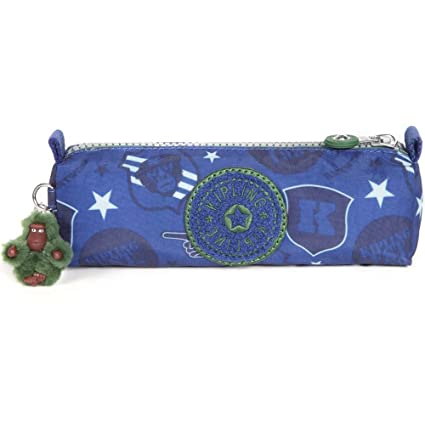 Kipling Basic Freedom Schlampermäppchen 22 cm (Badge Print ...