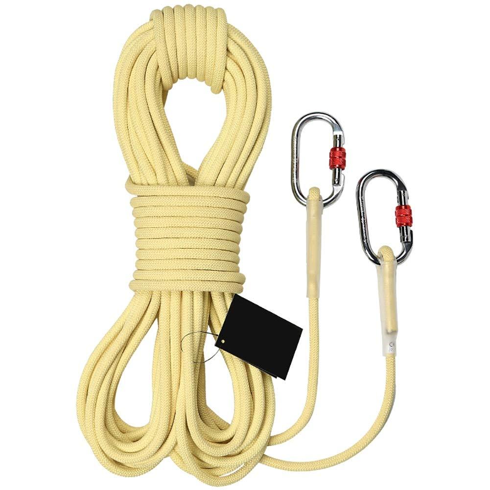 史上最も激安 クライミングロープ ザ ザ B07QZYL2ZF 静的屋外安全ロッククライミングロープ、8 mmハイキングハーネスおよびマウンテンクライミングギアアクセサリー、高強度消防安全コード 30m B07QZYL2ZF 30m, 落合町:b76ab970 --- a0267596.xsph.ru