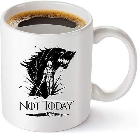 Gardesse Juego de Tronos Merchandise Mug - Not Today Coffee ...