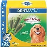 Pedigree Dentastix Large Dental Dog Treats Fresh, 7.76 Lb. Value Pack (144 Treats) Review