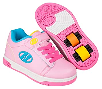 Heelys X2 Dual Up Schuhe rosa Mädchen Light PinkHot Pink