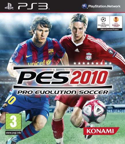 Pro Evolution Soccer 2010 (PES 10): Amazon.es: Videojuegos