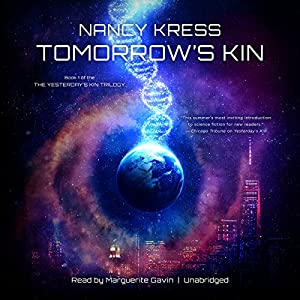 Tomorrow's Kin Audiobook