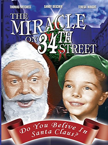 The Miracle On 34Th Street (Meet Me In St Louis On Tv)