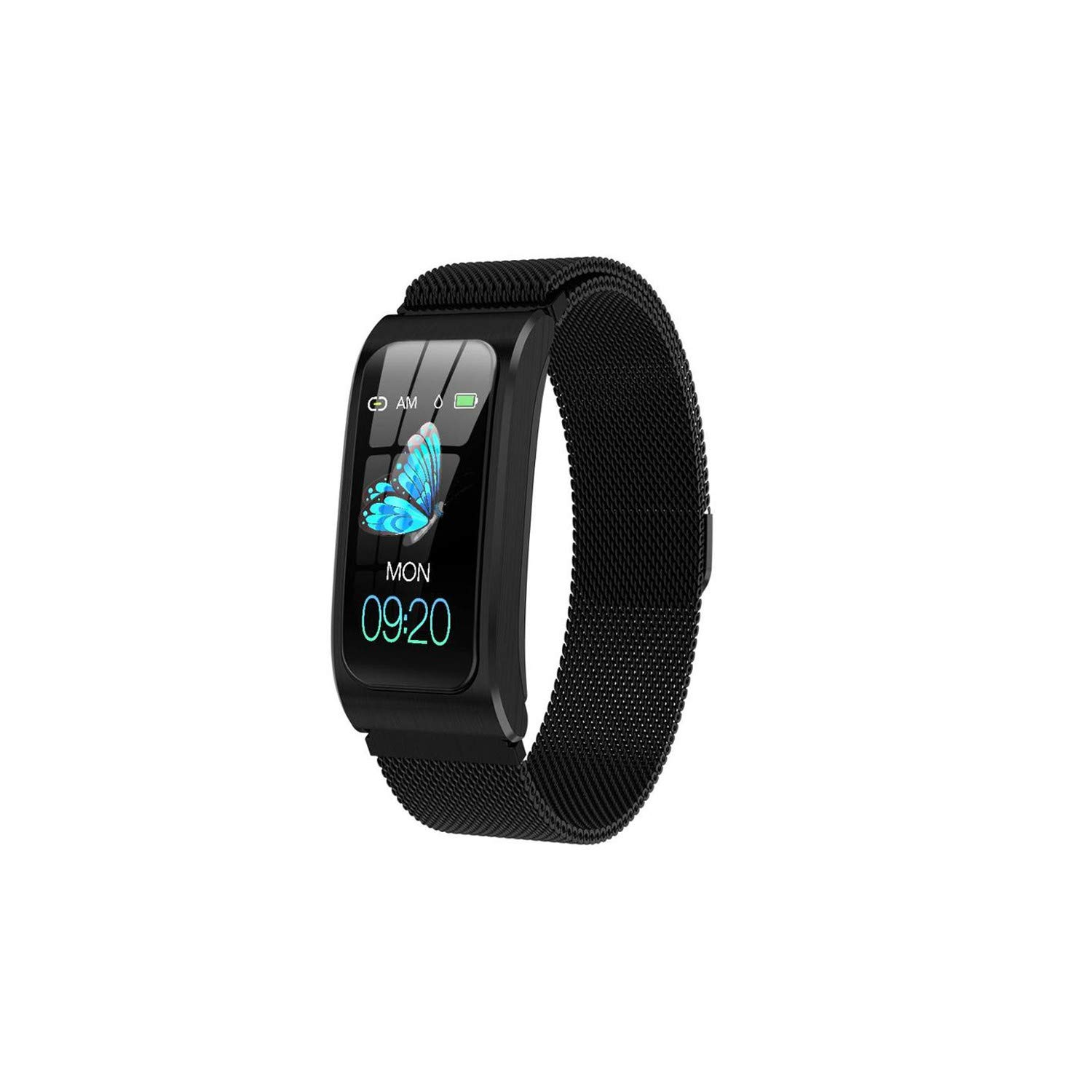 Amazon.com: Women Smart Watch Waterproof Heart Rate ...