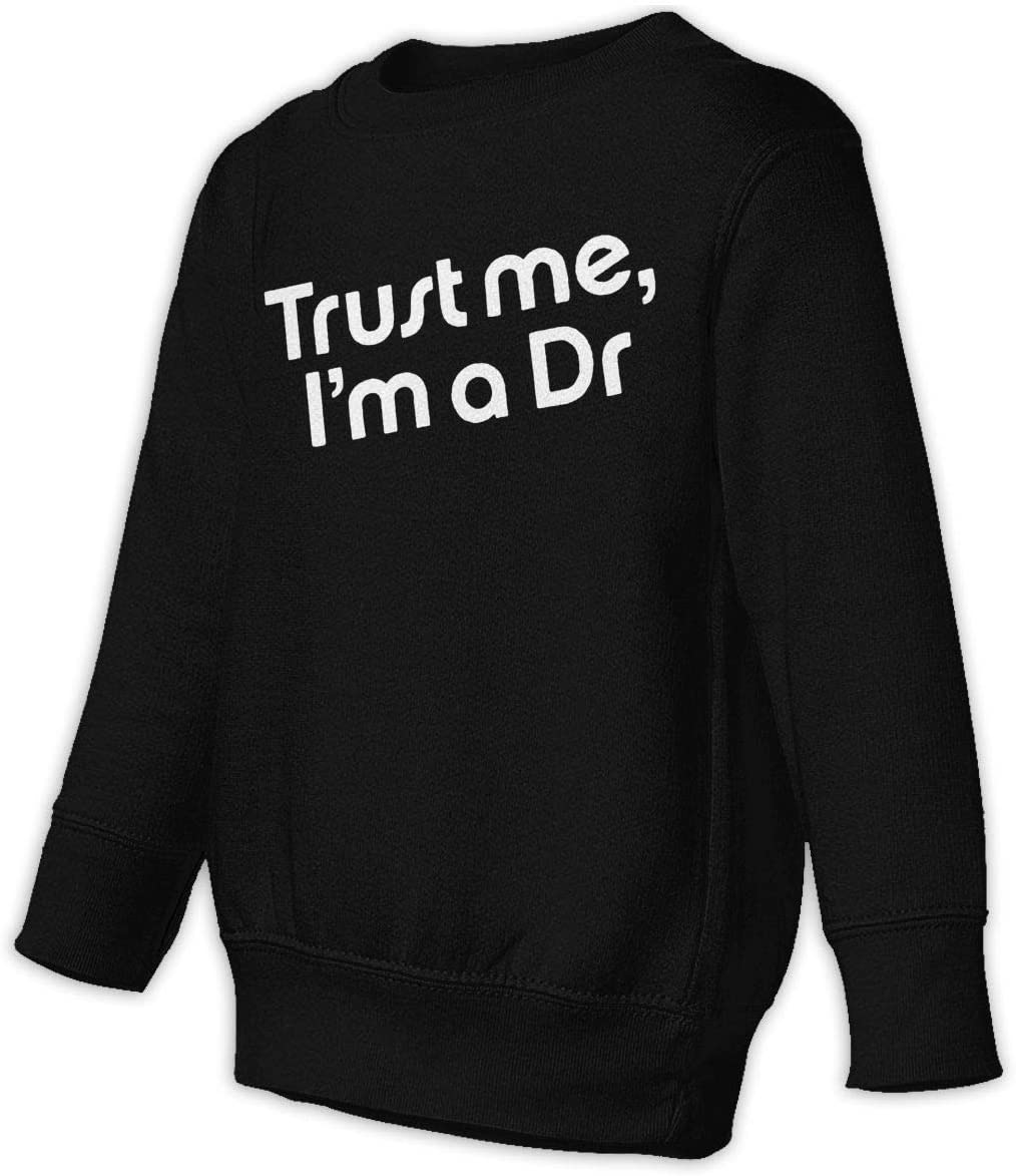 Just Do Me Boys Girls Pullover Sweaters Crewneck Sweatshirts Clothes for 2-6 Years Old Children
