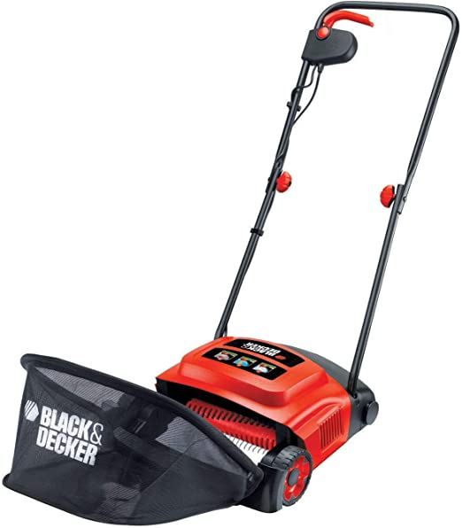 Black+Decker GD300 - Escarificador (30 cm): Amazon.es: Bricolaje y ...