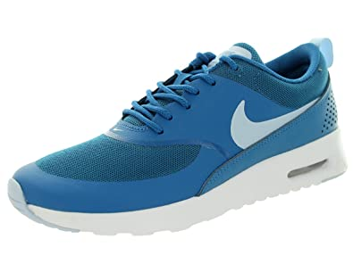 best cheap 8bfcf fb29e NIKE WMNS Air Max Thea - 599409410 - Color Blue - Size  5.5