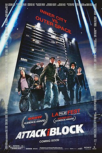 Attack the Block - Authentic Original 27' x 40' Movie Poster