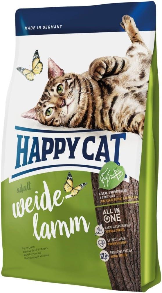 Happy Cat Fit & Well Adult Lamb Comida para Gatos - 4000 gr