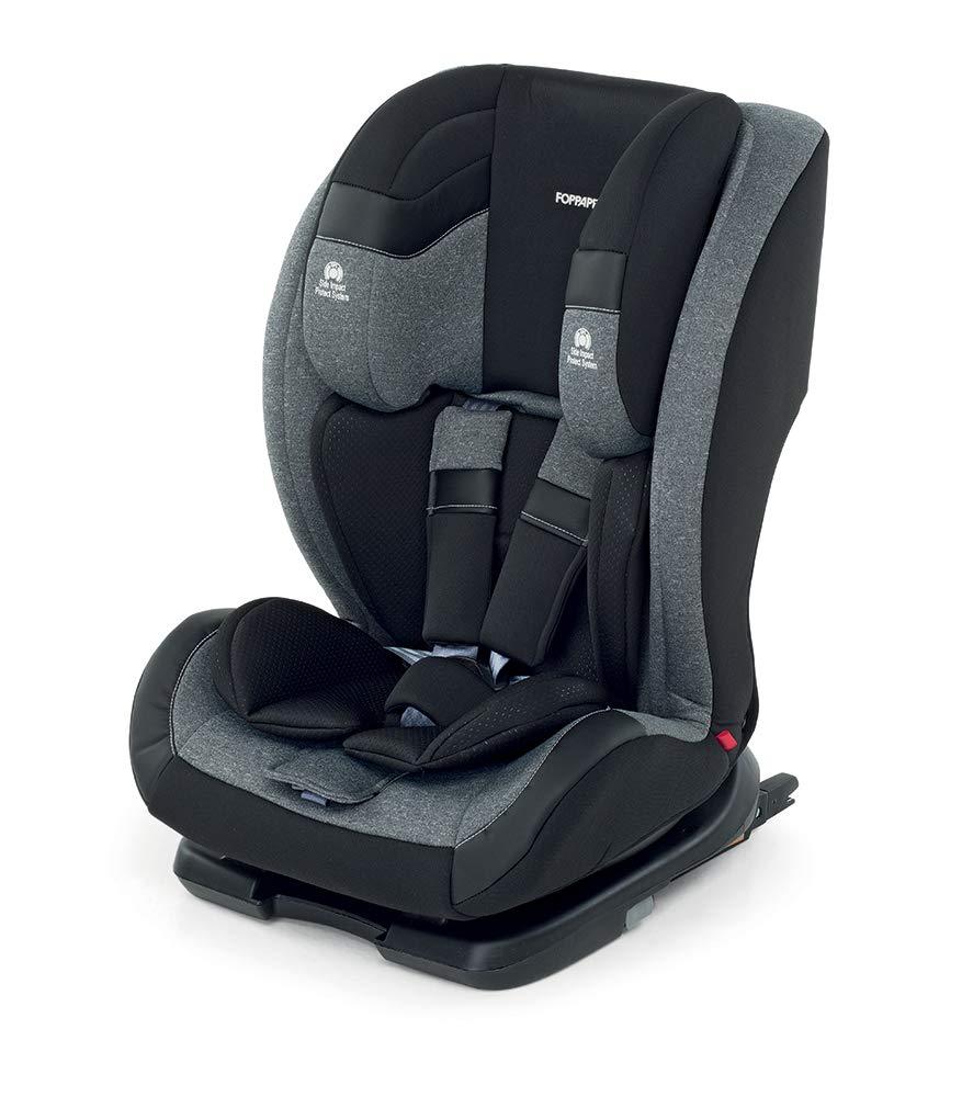 Gruppe 1//2//3 9-36 kg f/ür Kinder von 9 Monaten bis 12 Jahren Sky Foppapedretti Re-Klino Fix Kindersitz f/ürs Auto