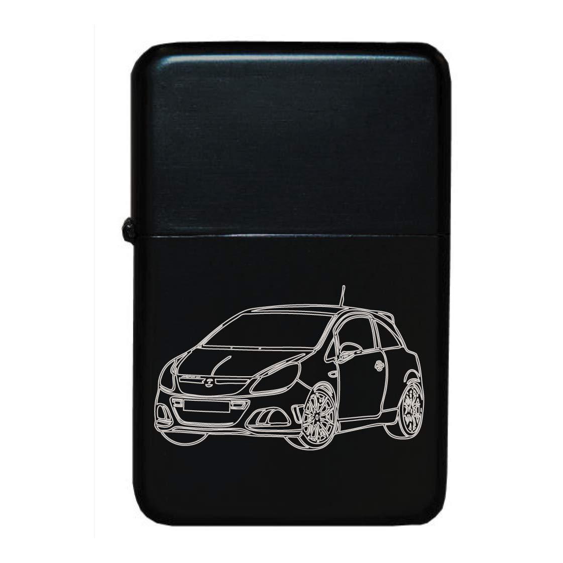 Notts Laserfeuerzeug Stern Opel Corsa OPC Star Lighter