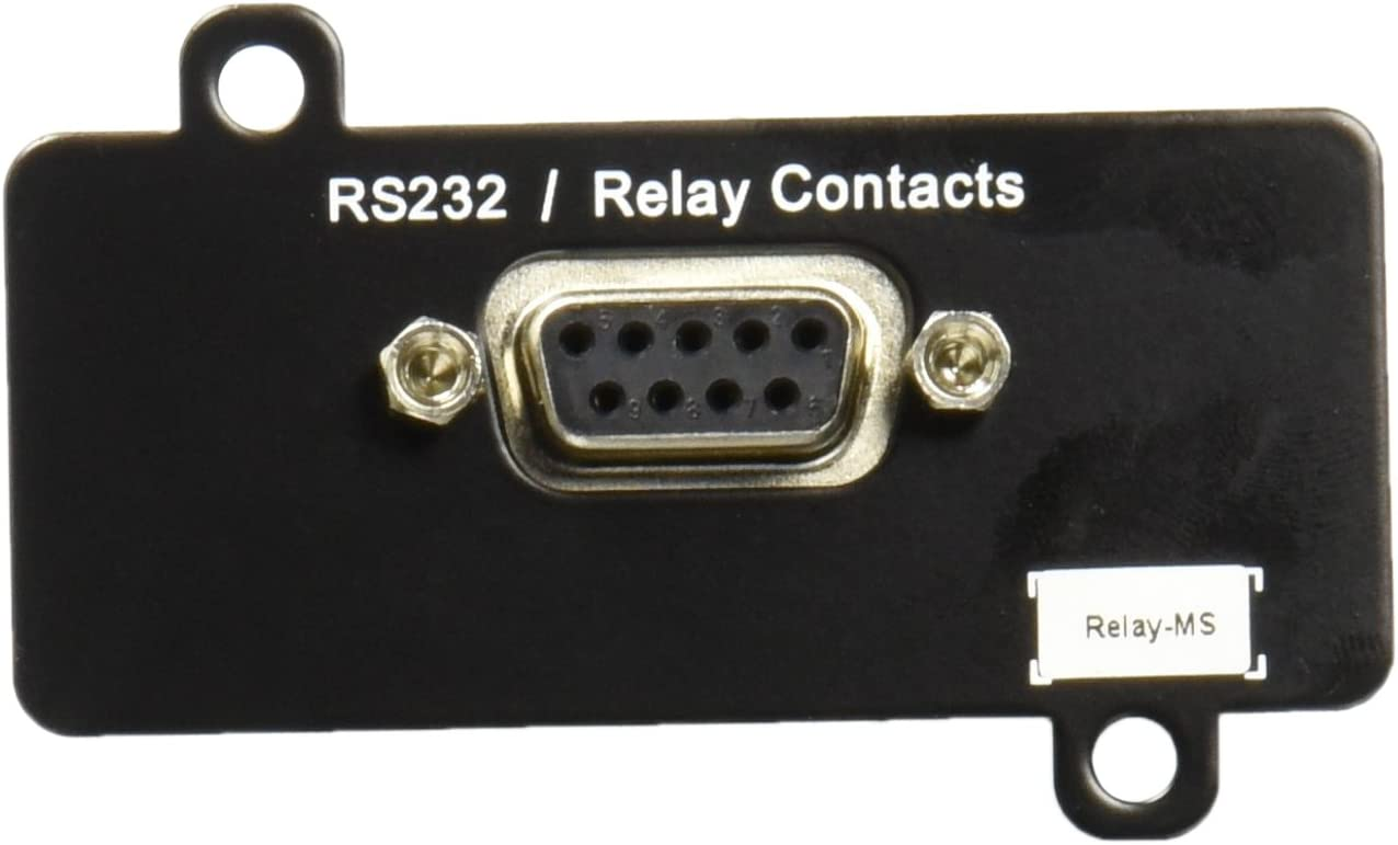 Eaton Relay-MS Relay Card-MS Remote Management Adapter